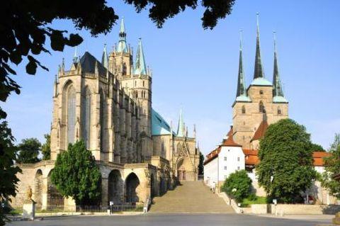 Tagesausflug Buga Erfurt