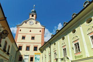 Gmünd, Kärnten, Österreich