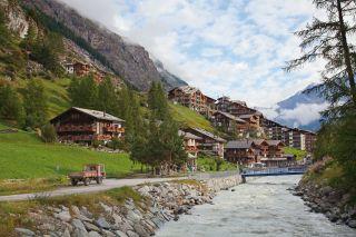 city Zermatt