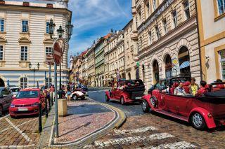 Prag, Tourismus