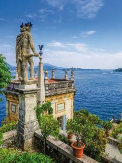 Isola Bella Parkanlage, Lago Maggiore