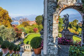 Jardins à Isola Bella